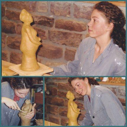 Keramikwerkstatt für Erwachsene - Galeriebild